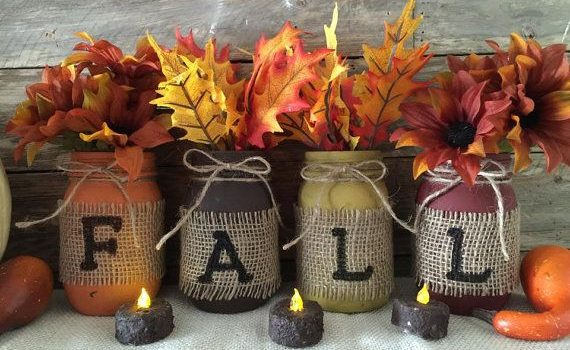 decorating for the fall season